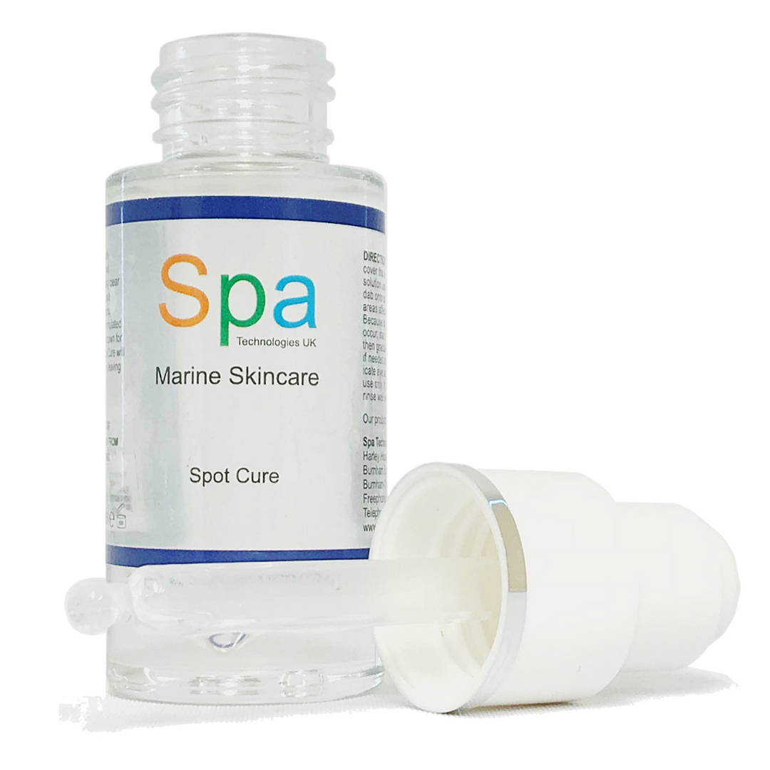 Spot Cure the best acne treatment
