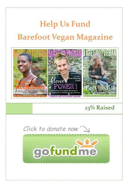 Barefoot Vegan Magazine 002