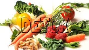 Detox your body for clearer skin
