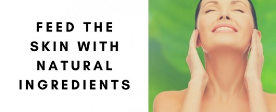 Fight the signs of ageing with natural ingredients