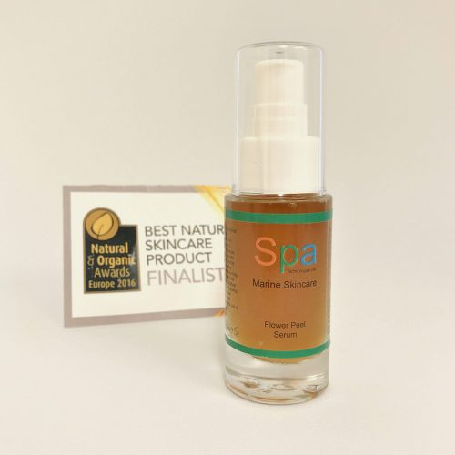 Best Natural Skincare Product Finalist at the Natural & Organic Awards Europe 2016