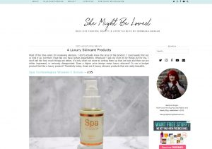Vitamin C Serum, luxury skincare recommended by Georgina Grogan