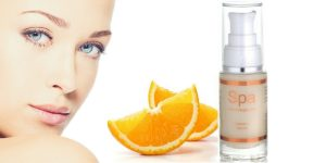 Vitamin C Serum, high in powerful antioxidants to protect and revitalise skin