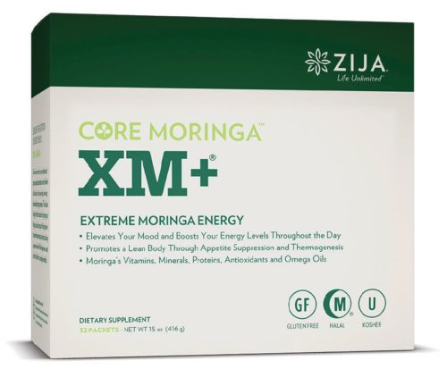 Core Moringa XM+ Energy Mix
