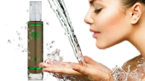 Ceanse your skin with natural Revitalising Sea Cleanse