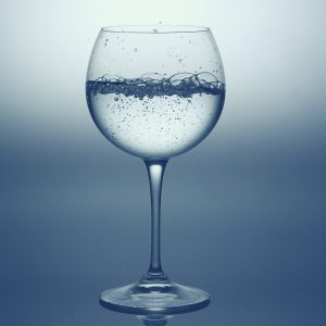 drink plenty of water to keep hydrated