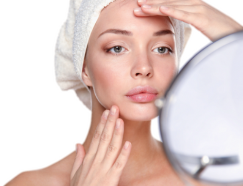 Tips on moisturising and treating oily skin